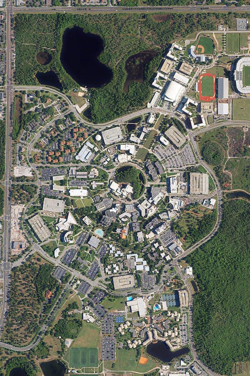 Get To Know Ucf S Campus Ucf Undergraduate Admissions