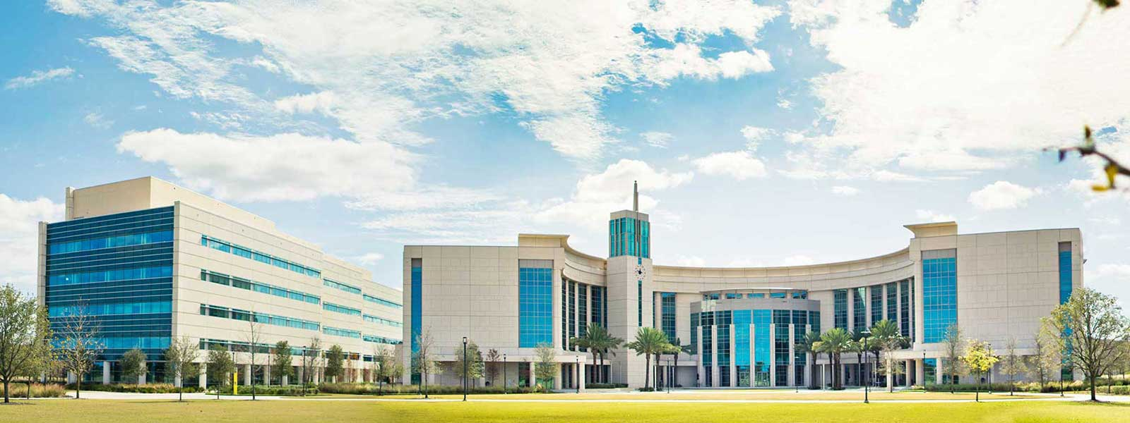 UCF - Campuses & Locations - Downtown, Online, & Medical City