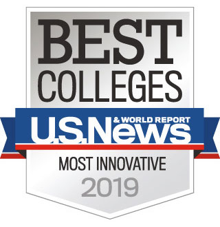 US News Rankings Best Colleges Most Innovative 2019