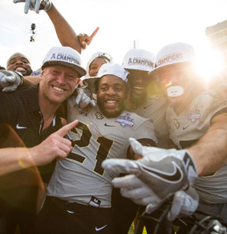 UCF Knights win AAC Football Championship