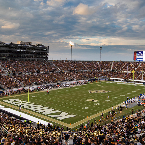 UCF Football Stadium 2