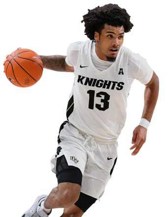UCF Basketball Player