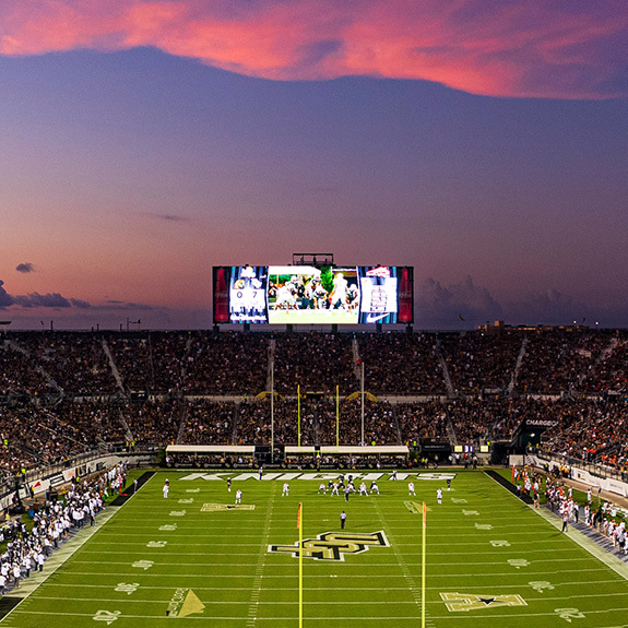 UCF Football Stadium 1