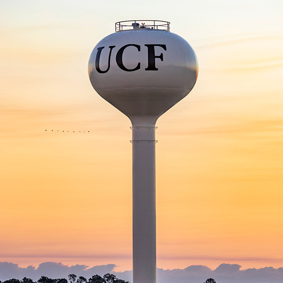 UCF Water Tower 1