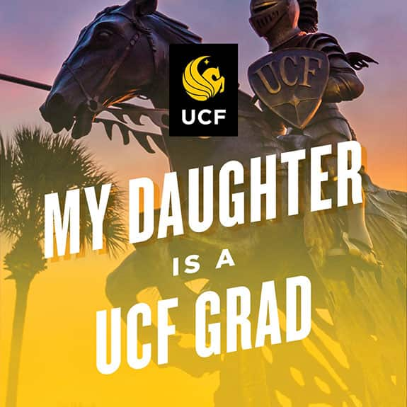 ucf daughter - statue