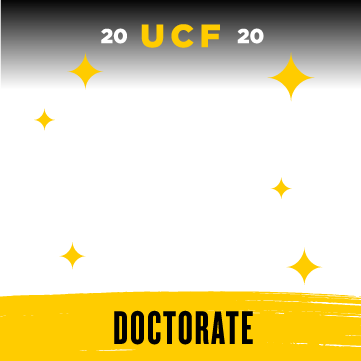 ucf doctorate facebook profile frame 1