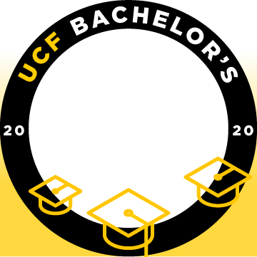 ucf bachelor facebook profile frame