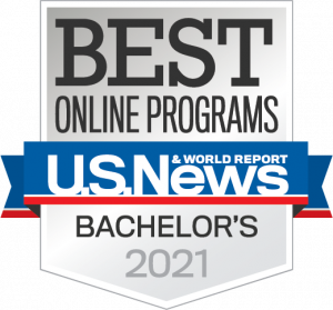 Best Online Bachelors Degree - U.S. News & World Report 2021