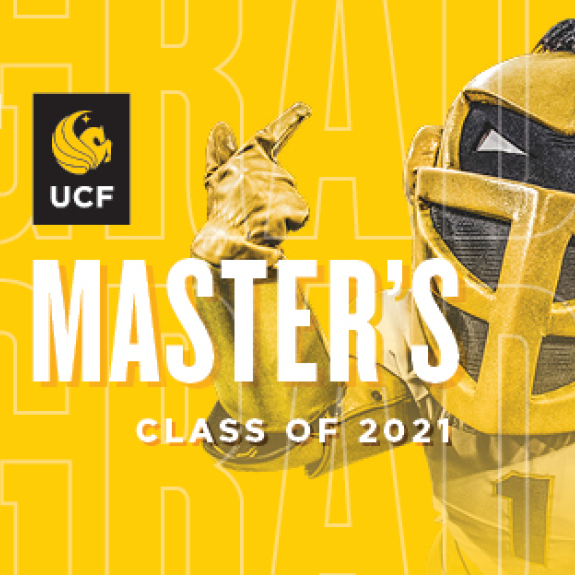 UCF Master's Facebook Cover