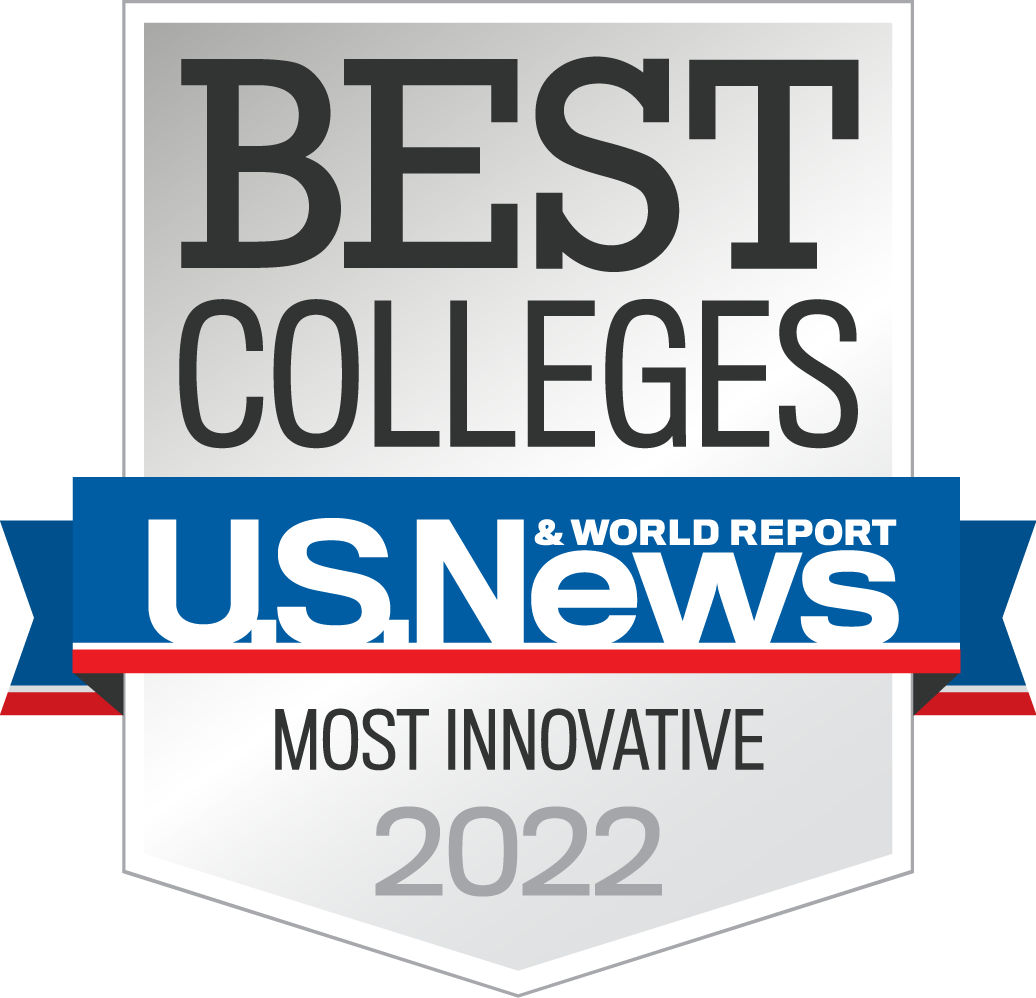 top 20 most innovative university in the nation - U.S. News & World Report 2022