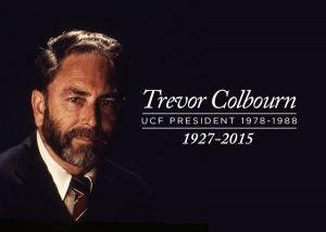 Portrait fo Trevor Colbourn