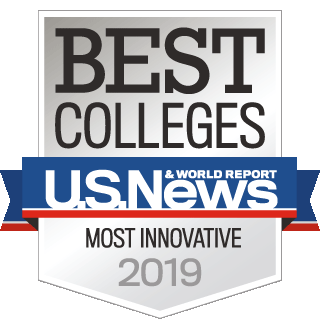 US News Best Colleges - Most Innovative University