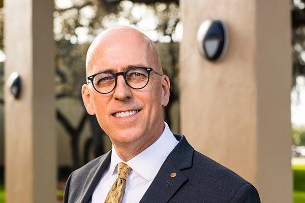 Thad Seymour - UCF's President