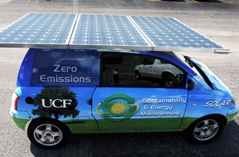 Win A Chance To Drive Solar Car In Parade University Of Central Florida News Ucf Today