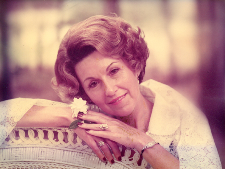 Frances Millican was a treasured UCF supporter known for her passion