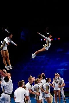 Cheerleaders Take 3rd In Nationals University Of Central