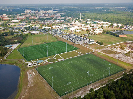 Recreation And Wellness Center Park Upgrade Complete Ucf