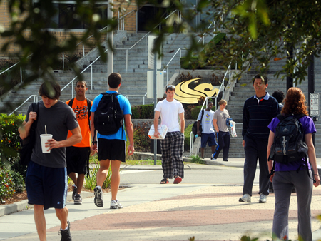 UCF's engineering programs led the way by ranking #2 in Florida.