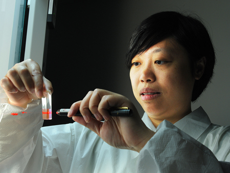 Detecting Cancer With Gold