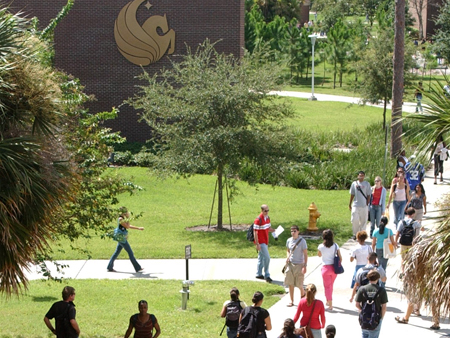 Quality Growth: UCF is Nation's Second-Largest