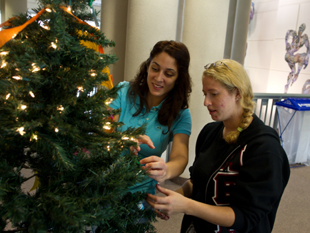 UCF Giving Trees Seek Donations for Children  UCF News