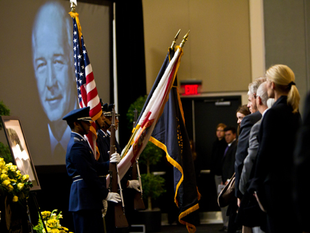 UCF's 'Founding Father' Honored for a Life Well-Lived