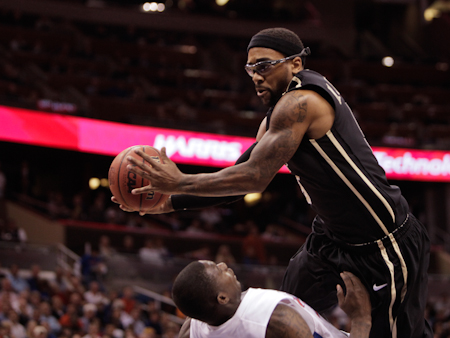 Marcus Jordan Leads UCF Upset of Florida