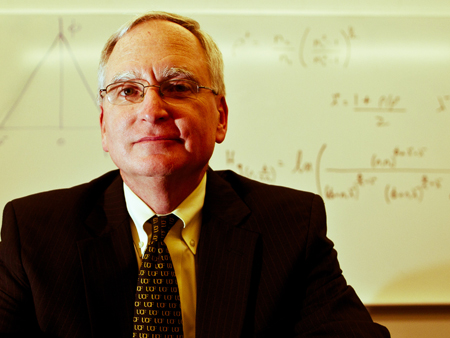 Engineering Professor Honored for Contributions to Science