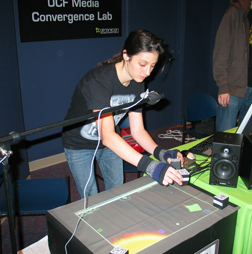 IST is 'Game-On' at Science Center's Otronicon