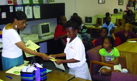 Technology Donated to Eatonville Computer Lab