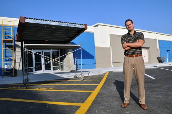 Volusia Energetic Over New UCF Incubator