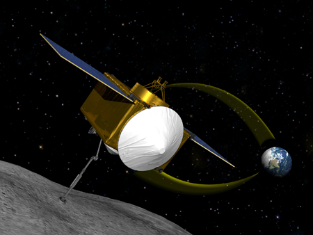 Chasing Down an Asteroid for Historic Mission