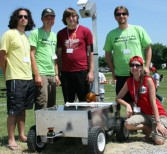 UCF Robot Lands Second Place in Competition