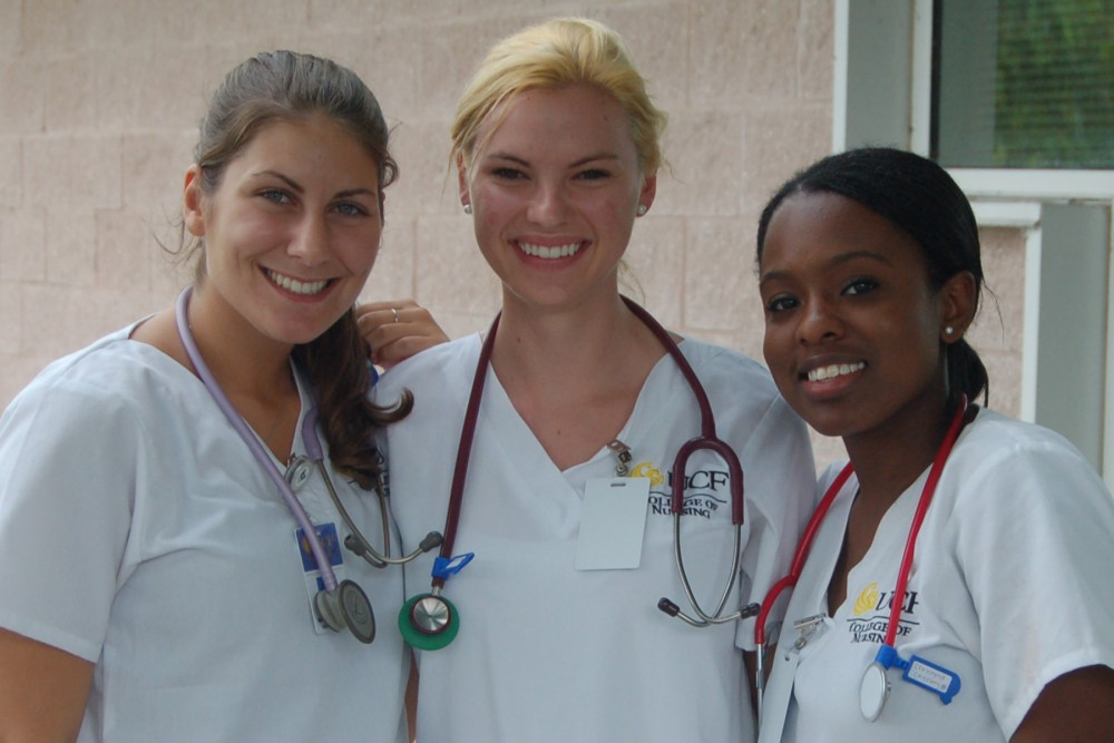 Ucf College Of Nursing >> Grant to Aid Nurses from Underrepresented Groups - UCF ...