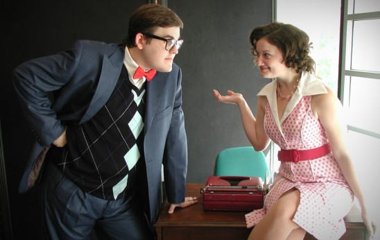 Students Take Behind-the-Scenes Lead in 'Pajama Game'