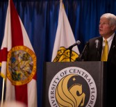 President Hitt: UCF 'is on the Move in Many Exciting Ways'