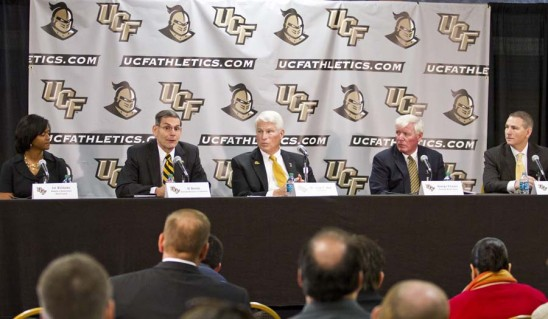 BIG EAST: A Monumental Week for UCF