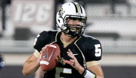 Football: QB Bortles Leads Knights to Bowl Win