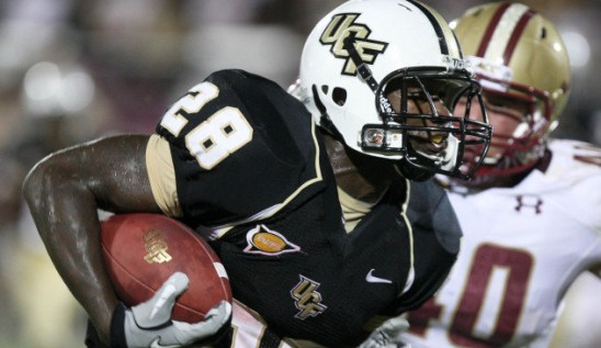 2011 UCF Football Award Winners