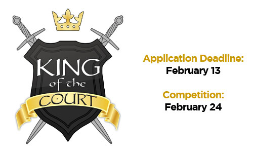 King of the Court 2012