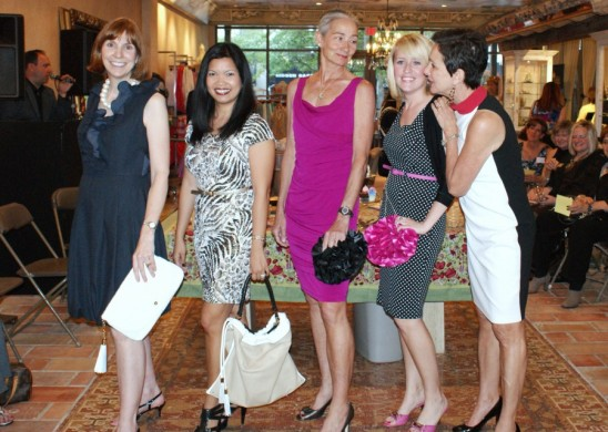 Fashion Show Benefits College of Nursing Scholarships