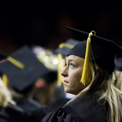 Commencement Ceremonies Begin Today