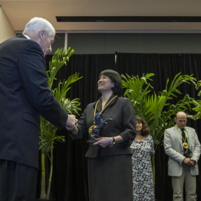 Six Pegasus Professors Honored in 2012