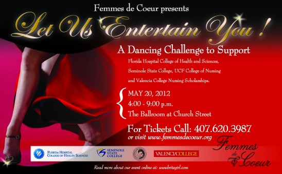 College Of Sciences Ucf >> Dance Challenge Fundraiser to Benefit College of Nursing ...