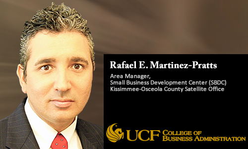SBDC Area Manager Named | University of Central Florida News