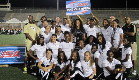 UCF Wins Third Straight Track & Field Title