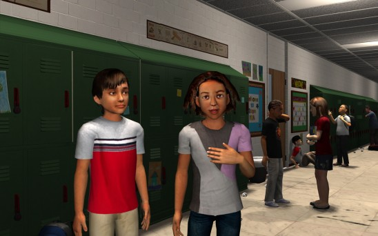 Avatars May Help Children With Social Anxiety