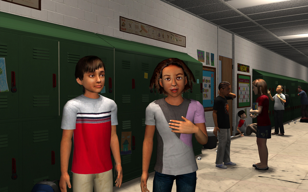 avatars help children social anxiety ucf news  avatars help children social anxiety ucf news university of central florida articles orlando fl news