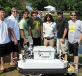 Robotics Club 4th in RoboBoat Competition