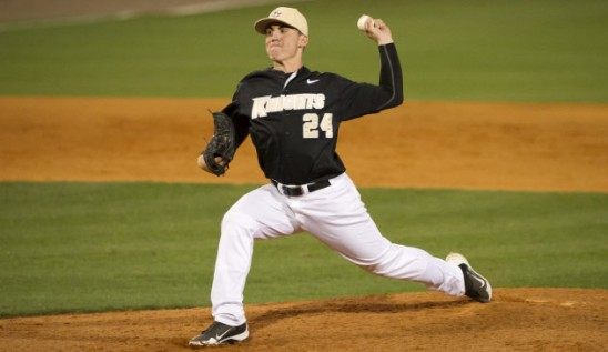 Trio of Knights Taken in MLB Draft